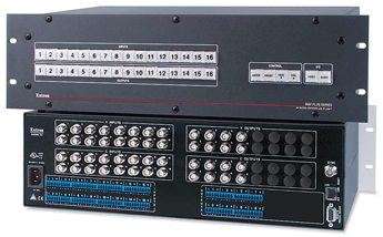 The Extron MAV Plus  168 SV