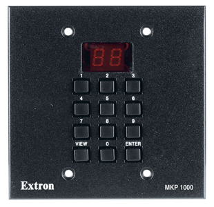 The Extron MKP 1000