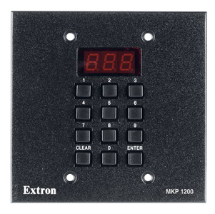 The Extron MKP 1200