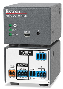 The Extron MLA VC10 Plus