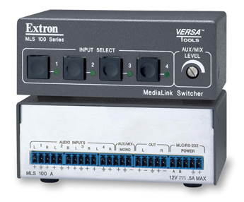 The Extron MLS 100 A