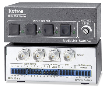 EXTRON MLS 103V STEREO AUDIO SWITCHER WINDOWS 8 DRIVERS DOWNLOAD (2019)