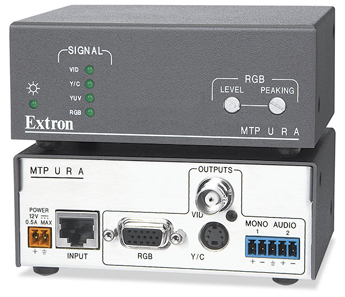 MTP U R Series Universal Receivers