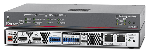 The Extron NAV E 501