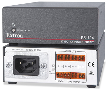 The Extron PS 124