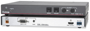 The Extron RGB-HDMI 300 A