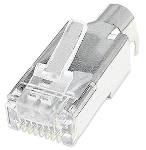twisted pair cables, connectors \u0026 accessories extron Twisted Pair Adapter stp rj 45 plug
