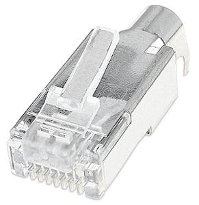 STP RJ-45 Plug - Bulk Cables & Connectors | Extron | Twisted Pair Cable Connector |  | Extron