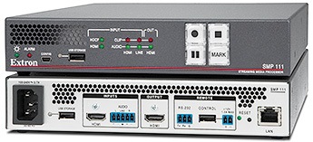 The Extron SMP 111