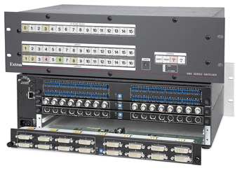 The Extron SMX System MultiMatrix
