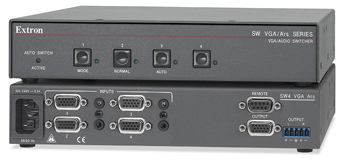 The Extron SW VGA Series