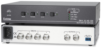 SDI & HD-SDI Switchers