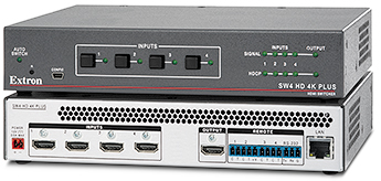 HDMI, DVI & DisplayPort Switchers