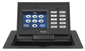 The Extron TLP 350CV
