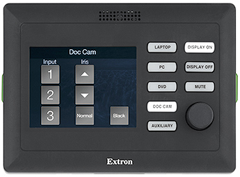 The Extron TLP Pro 320M
