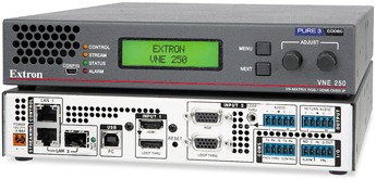 The Extron VN-Matrix 250 Series