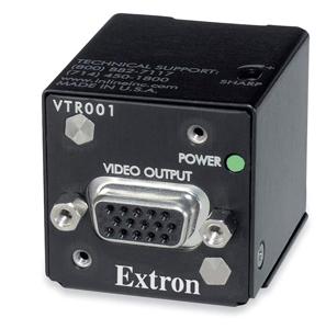 The Extron VTR001