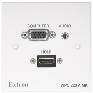 The Extron WPC 220 A MK