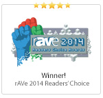 rAVe Reader's Choice