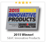 S&VC Most Innovative Award Winner