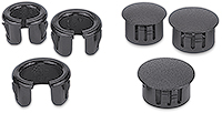 The Extron Cable Cubby® Hole Plug and Grommet Kit