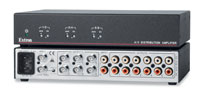 The Extron DA  6AV RCA EQ