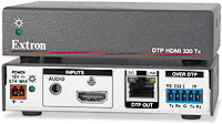 The Extron DTP HDMI 330 Tx