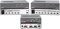 The Extron HDMI DA Series