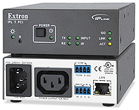 The Extron IPL T PC1i