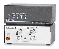 The Extron MDA 2V EQ