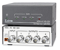 The Extron MDA 4V HD-SDI