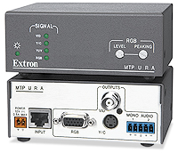 The Extron MTP U R A