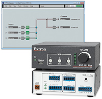 The Extron MVC 121 Plus