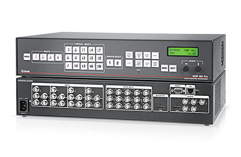 Scalers & Signal Processors