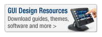 GUI Design Resources