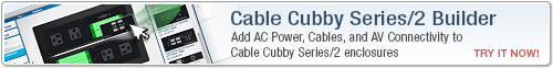 Cable Cubby Series/2 Builder