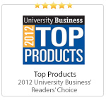 University Business Top Products 2012