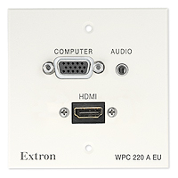 The Extron WPC 220 A EU