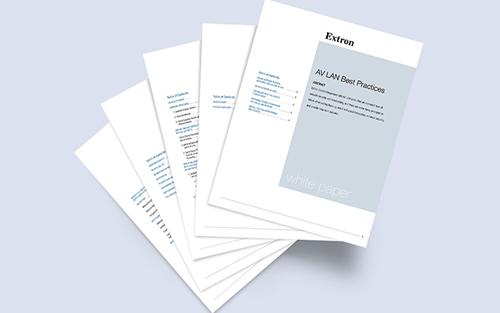GUI Designer - Software   Extron