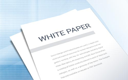 Articles and White Papers
