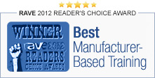 Best Manufacturer-Based Training