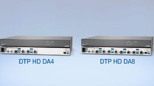 DTP HD DA 4K 230 and DTP HD DA 4K 330