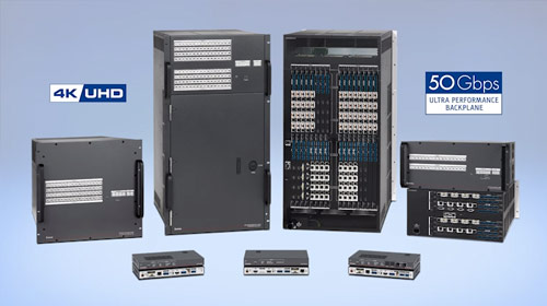 XTP II CrossPoint Matrix Switchers